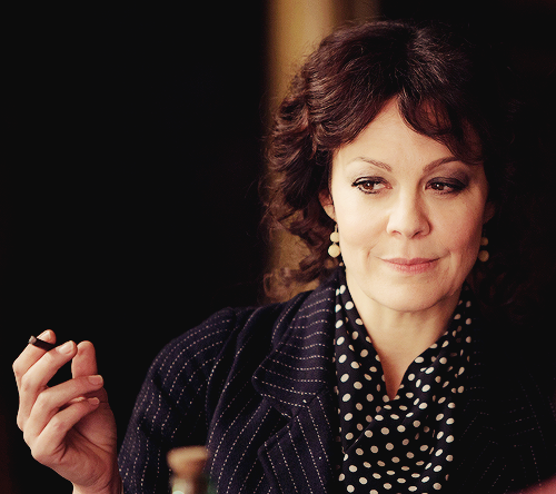 aunt polly and her relationship to tomorrow